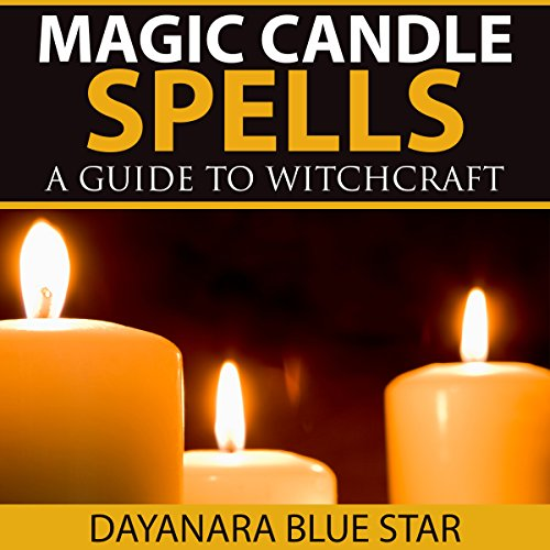 Magic Candle Spells audiobook cover art