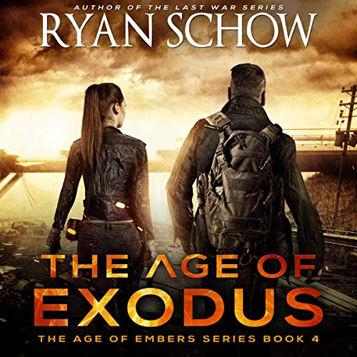 The Age of Exodus audiobook cover art