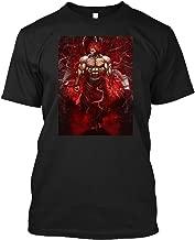 Baki The King Yujiro Hanma 8 Tee|T-Shirt