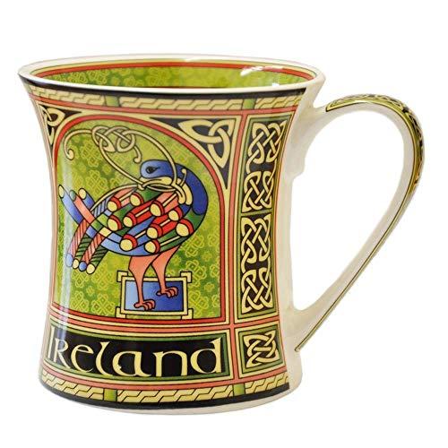 Celtic Peacock Ireland Bone China Mug…