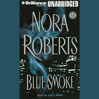Blue Smoke audiobook cover art