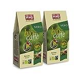Caffè Haiti Roma Biocaffè Moka 100% Biologico 100% Equosolidale macinato 2 x 250 g