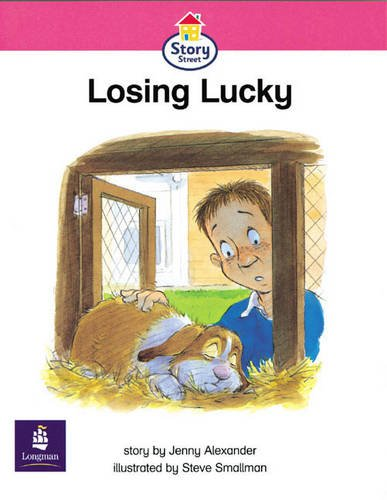 Story Street Emergent stage step 6: Losing Lucky (Pack of Six) (LITERACY LAND)の詳細を見る