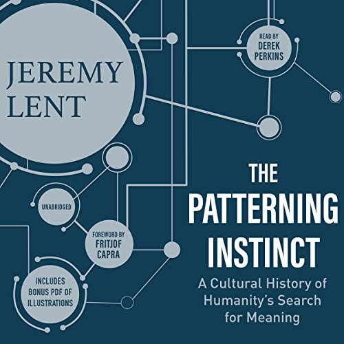 The Patterning Instinct audiobook cover art