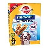 Pedigree Dentastix Medium Breed (10-25 kg) Oral Care Dog Treat, 720g...