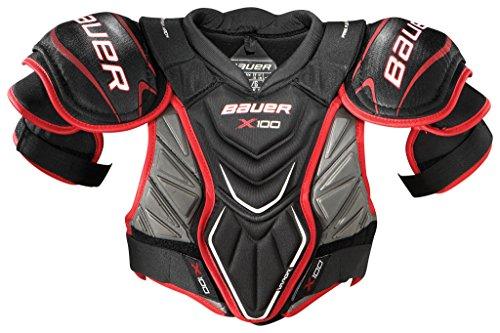Bauer Vapor X100 Brustschutz Schulterschutz Eishockey Senior S