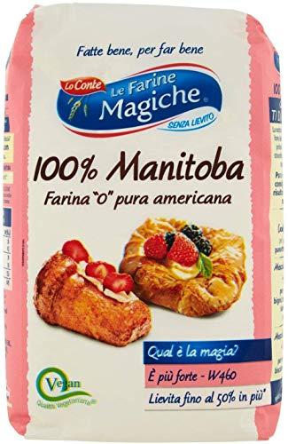Lo conte Le Farine magiche Farina Favola Manitoba 100% Americana