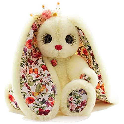 Zaykutie Piglette White Rabbit Stuffed Animal