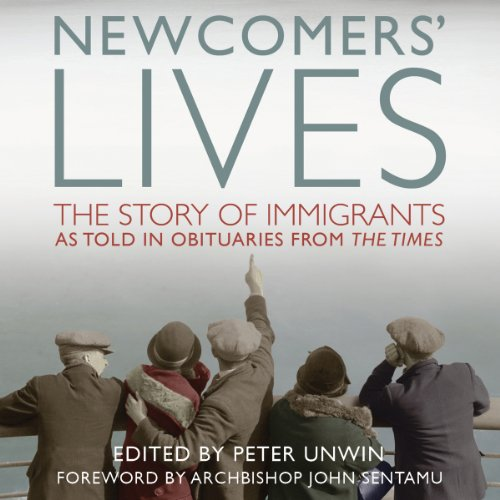 Newcomers' Lives audiobook cover art