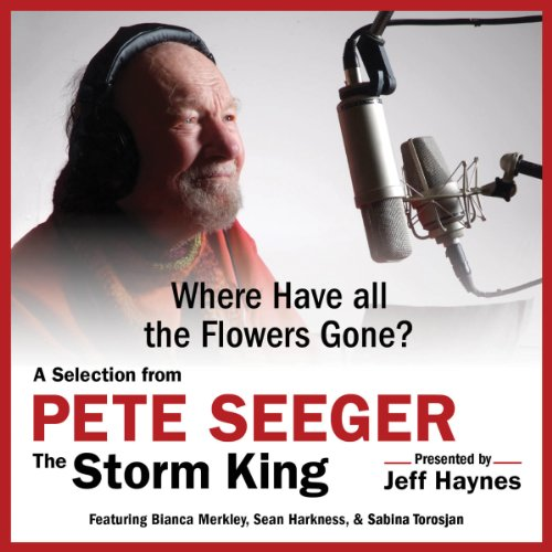 Where Have All the Flowers Gone? audiobook cover art