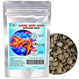SunGrow Juvenile Shrimp Food, 1.75 oz. Complete Essential Food for Shrimp, Snails, and Bottom...