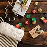 Reese's Peanut Butter Cup Christmas Miniatures, Chocolate Candy Perfect for Stockings, Holiday Gift Baskets, and Holiday Treats, 36 oz. Bag