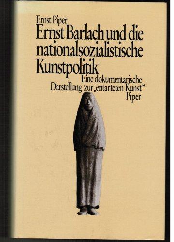 Ernst Barlach und die nationalsozialistische Kunstpolitik