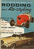 Rodding and Re-Styling - June 1958 - Custom Hot Rod Magazine