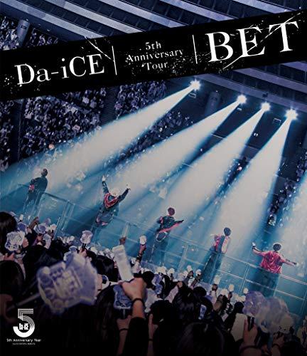 Da-iCE 5th Anniversary Tour-BET-[Blu-ray]