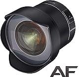 Samyang SA7081 - Objetivo 14 mm F2.8 para Montura Nikon F