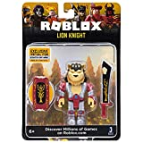 Roblox Lion Knight 2.75 Inch Figure with Exclusive Virtual Item Code