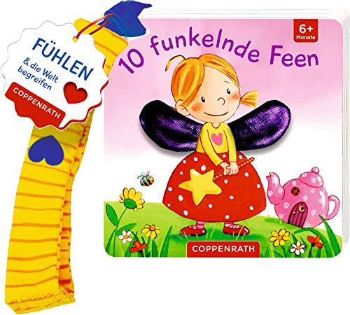 Mein erstes Fühl-Buch für den Buggy: 10 funkelnde Feen: Fühlen und die Welt begreifen