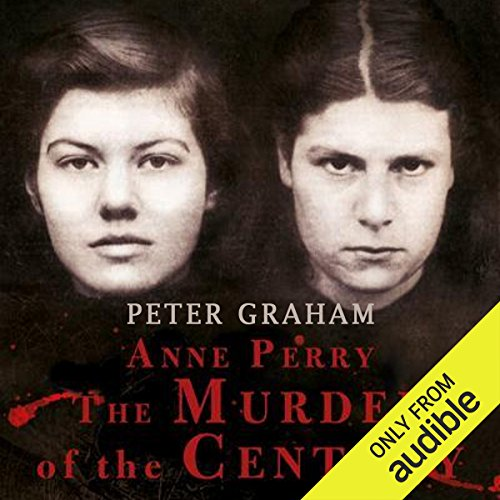 Anne Perry audiobook cover art