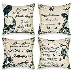 Prepárate con más de 20 decoraciones de Halloween para interiores 16