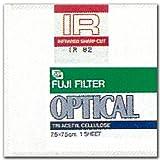 FUJIFILM 光吸収・赤外線透過フィルター(IRフィルター) 単品 フイルター IR 76 10X 1