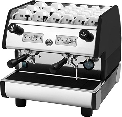 La Pavoni 2 Group Volumetric Electronic Espresso Machine