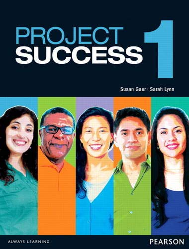 Project Success 1 Student Book with eText