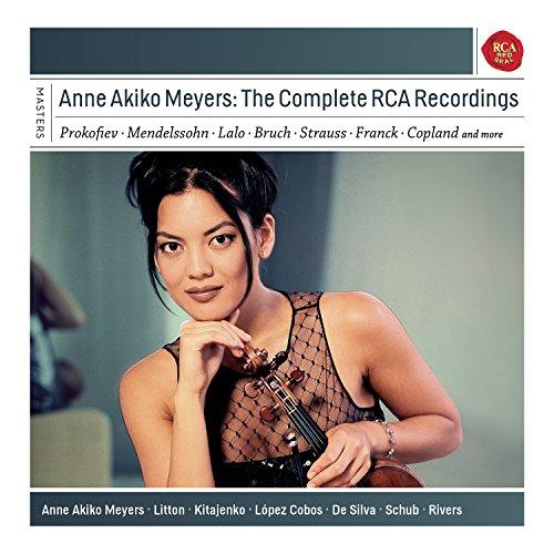 Anne Akiko Meyers - The Complete Rc…