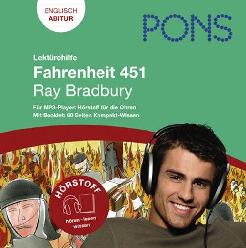 Fahrenheit 451: Lektürehilfe für MP3-Player