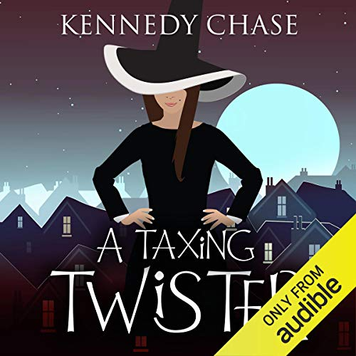 A Taxing Twister cover art