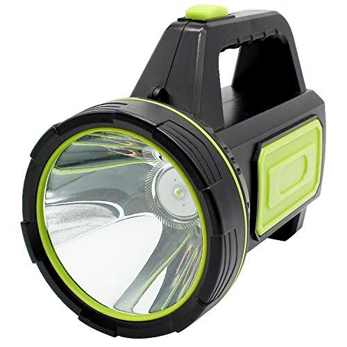 Projecteur LED, Lanterne De Camping À LED Lanterne De Camping Extérieure Multifonction Banque De Puissance 2 Modes De Lumière 1500Mah Pour Le Port Quotidien Et Le Camping