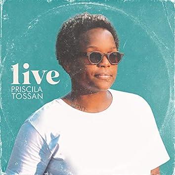 Priscila Tossan Live (Ao Vivo)