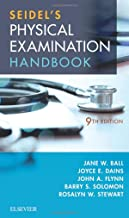 Seidel's Physical Examination Handbook: An Interprofessional Approach (Mosbys Physical Examination Handbook)