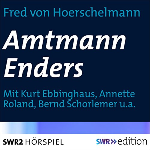 Amtmann Enders cover art