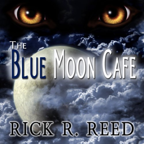 The Blue Moon Cafe audiobook cover art