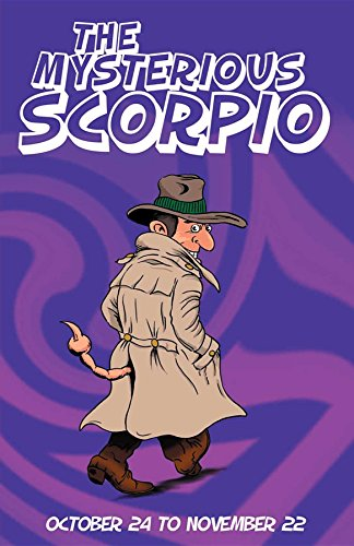The Mysterious Scorpio (English Edition)