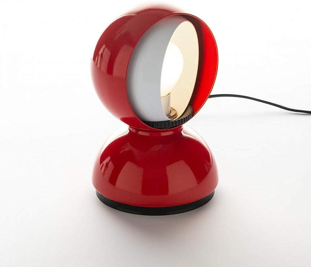 Artemide eclisse ,lampada da tavolo in acciaio/tecnopolimero 0028030A