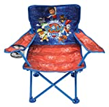 Best Beach Chairs For Kids - Paw Patrol Fold N' Go Patio Chairs Review