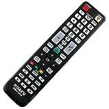 Ersatz Fernbedienung passend für Samsung UE40D7090 | UE40D7090LSXZG TV Remote Control - afstandsbediening, télécommande, Kumanda, Plug & Play