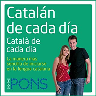 Catalán de cada día [Everyday Catalan] audiobook cover art