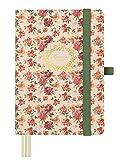 Finocam - Agenda 2021 1 Día página Minimal Design Floral Español, Mediano - M4-118x168 mm