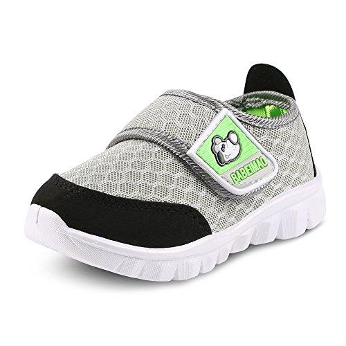 Zapatos Verano Niñas Zapatillas Niños Velcro Transpirables Bebé Sandalias Primeros Pasos Calzado...