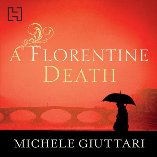 A Florentine Death audiobook cover art
