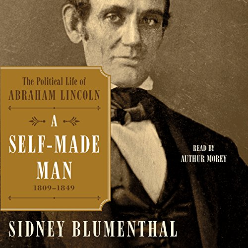 A Self-Made Man audiobook cover art