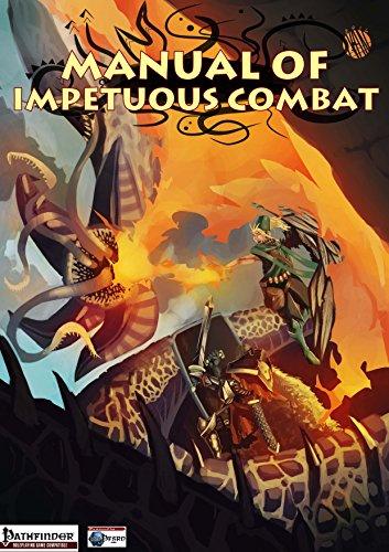 Pathfinder: Manual of Impetuous Combat (English Edition)