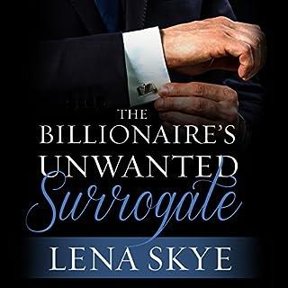 The Billionaire's Unwanted Surrogate cover art