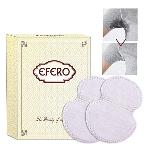 LIZONGFQ Almohadillas para Las Axilas para Mujeres y Hombres Axilas absorbentes del Sudor a Prueba de Sudor y Desodorante