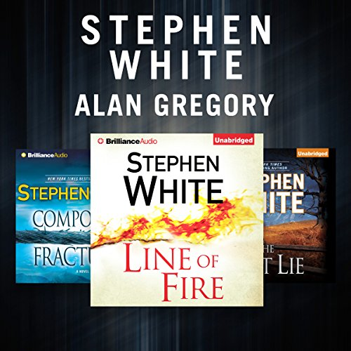 Stephen White - Alan Gregory Series audiobook cover art