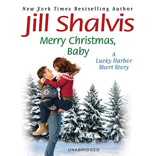 Merry Christmas, Baby audiobook cover art