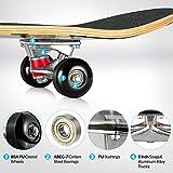 Zoom IMG-1 gonex 31 x 8 skateboard
